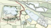 Masterplan of the site